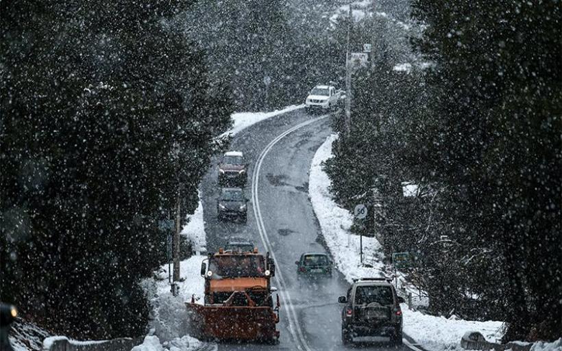 Κακοκαιρία «Ζηνοβία»: Το πιο δύσκολο 24ωρο με χιόνια, χαμηλές θερμοκρασίες και πολλά προβλήματα