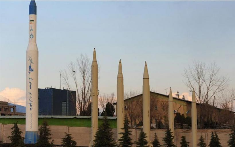 Το Ιράν υποστηρίζει ότι έχτισε υπόγειες «πυραυλικές πόλεις»