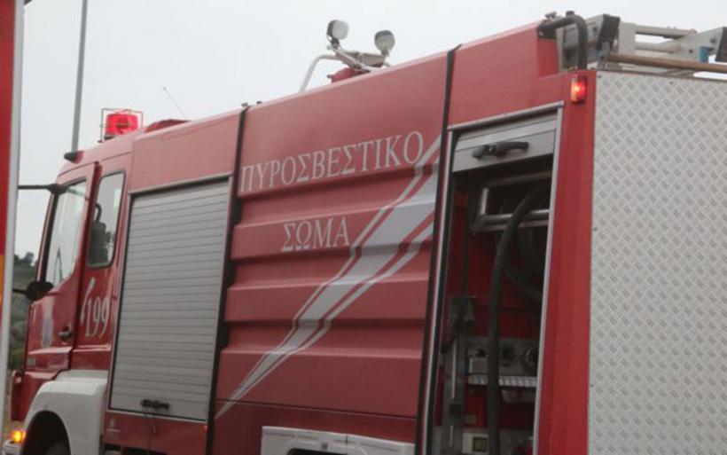 Ηράκλειο : Στις φλόγες δύο διαμερίσματα, μέσα σε λίγες ώρες