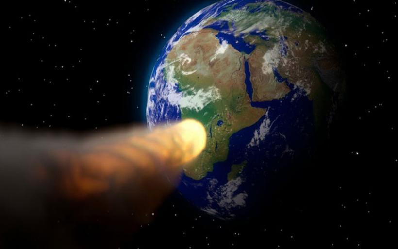 NASA: Αστεροειδής θα χτυπήσει τη Γη το 2022 με ενέργεια όσο 15 ατομικές βόμβες