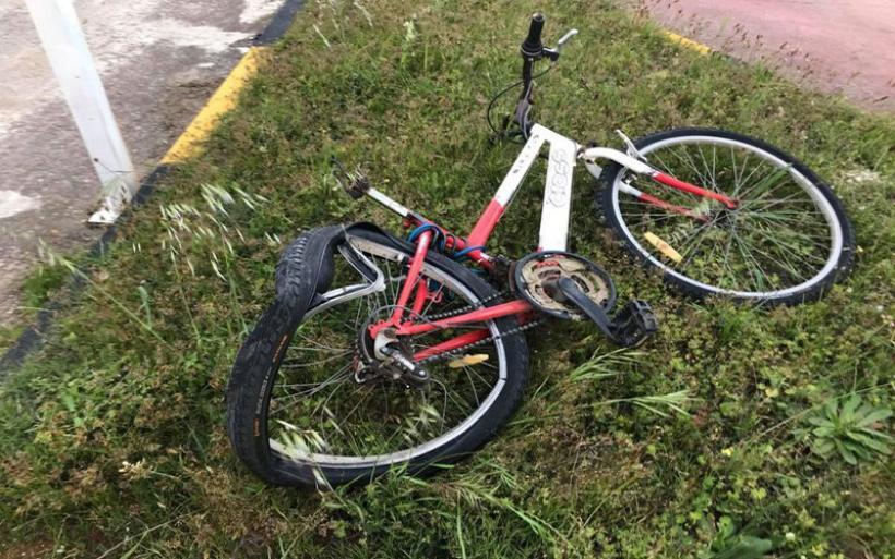 Τροχαίο-σοκ στην Πρέβεζα: Εγκεφαλικά νεκρός 13χρονος ποδηλάτης