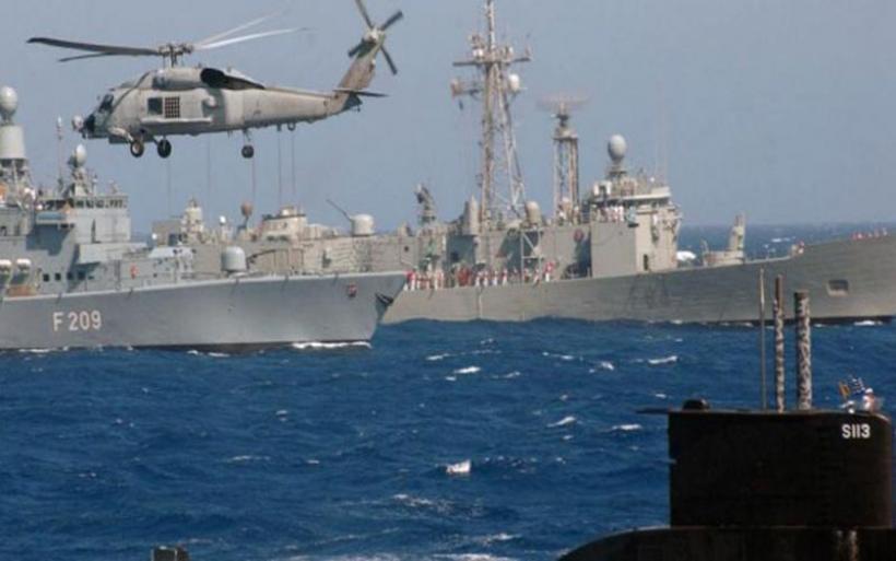 Ναυτική ασπίδα για την αποτροπή μιας τουρκικής πρόκλησης
