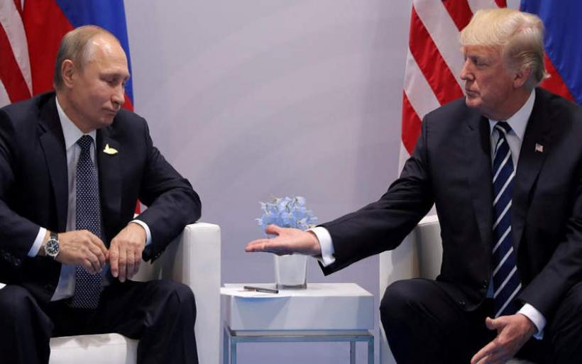 Bloomberg: O Πούτιν θέλει να ρίξει τους τόνους με τις ΗΠΑ