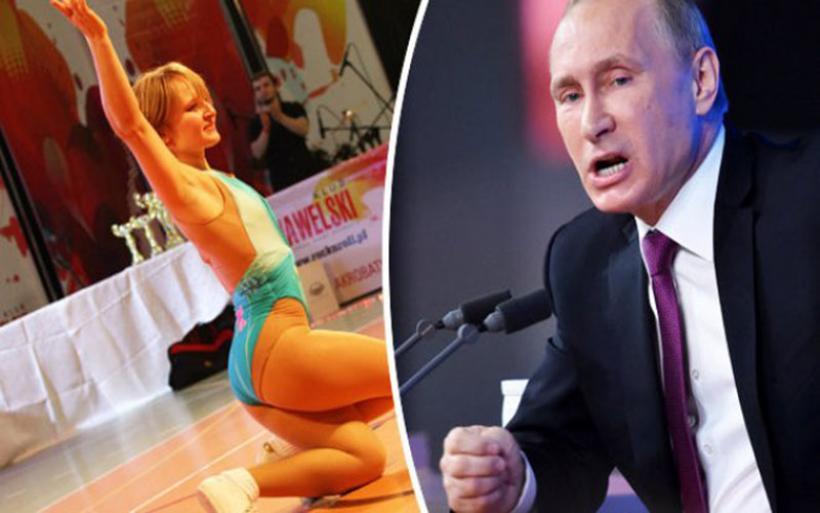 Αυτή είναι η άγνωστη μυστηριώδης κόρη του Βλαντιμίρ Πούτιν