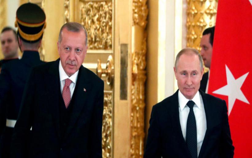 Κρίση στις σχέσεις Ερντογάν-Πούτιν, για τους βομβαρδισμούς στην Ιντλίμπ