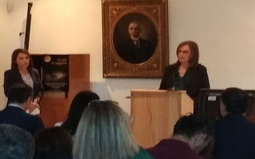 Η Κ. Παπανάτσιου στις εκδηλώσεις για τα 110 χρόνια από την ίδρυση του Αθανασάκειου Αρχαιολογικού Μουσείου Βόλου
