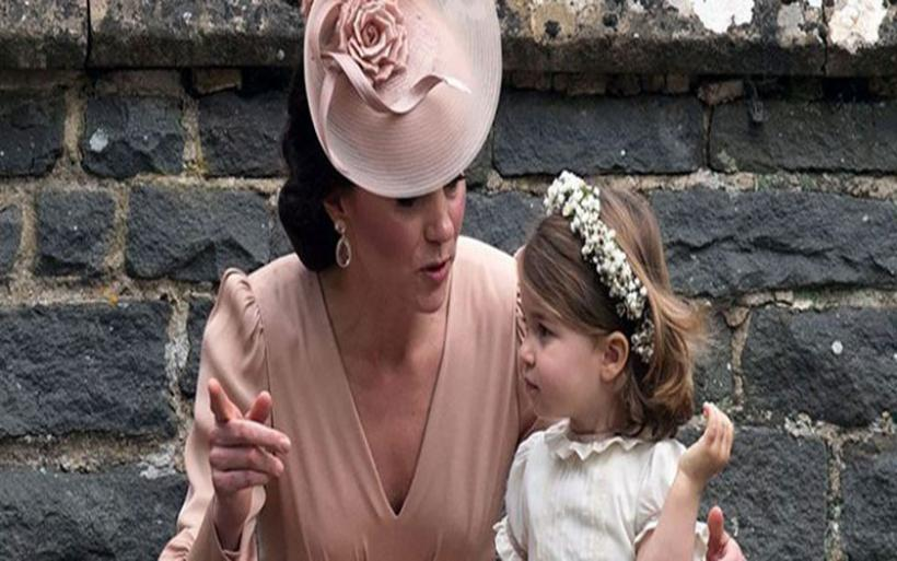 Στο νηπιαγωγείο η πριγκίπισσα Charlotte - Δείτε τις φωτογραφίες που έβγαλε η μαμά της, Kate Middleton