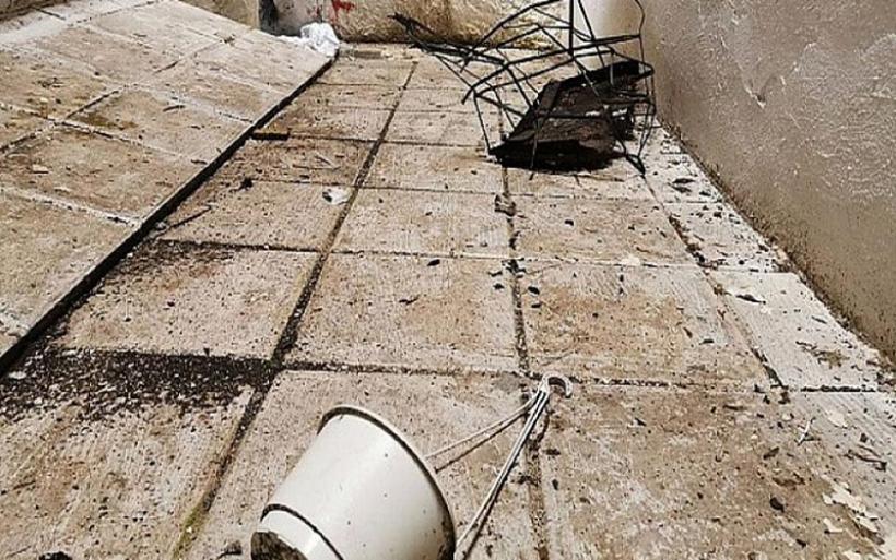 Φλεγόμενο πτώμα γυναίκας σε πρασιά πολυκατοικίας - Σοκάρουν οι μαρτυρίες