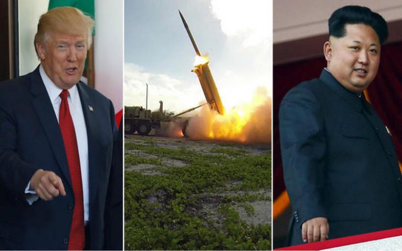O Kιμ εκτόξευσε πύραυλο ικανό να πλήξει όλη την Αμερική