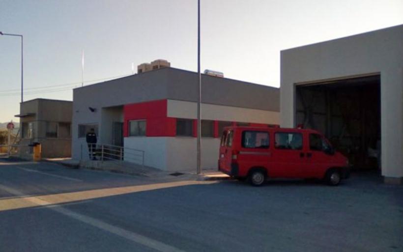 Το Πυροσβεστικό Κλιμάκιο ευχαριστεί τον Α. Κυριακού για τη συνδρομή του στο συμβάν στην Όθρυ