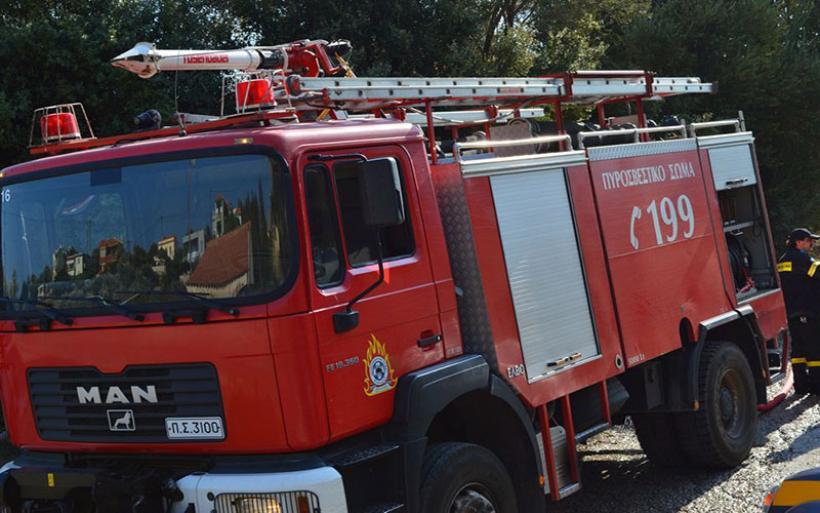 Δύο πυρκαγιές στη Σούρπη κινητοποίησαν την Πυροσβεστική