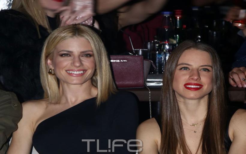 Ευαγγελία Αραβανή: Full in love με τον Νίκο Οικονομόπουλο! Απόλαυσε τον αγαπημένο της στο φινάλε του στην Αθήνα