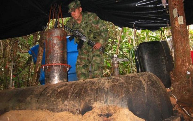 Ρεκόρ στην Κολομβία: Κατάσχεσαν 12 τόνους κοκαΐνης αξίας 360 εκατομμυρίων