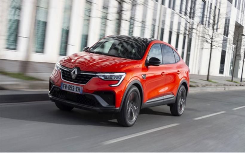 Πότε έρχεται στην Ελλάδα το κουπέ-SUV Renault Arkana;