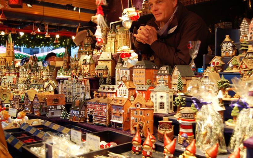 """Στην Λάρισα το χριστουγεννιάτικο """"Πάρκο των Ευχών"""" σε έκταση 64 στρεμμάτων"""
