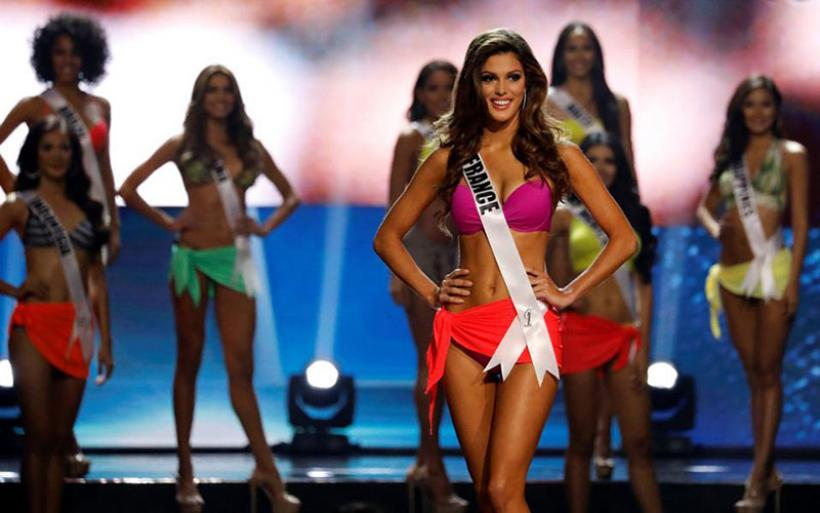 H Μις Γαλλία κέρδισε το στέμμα της Μις Υφηλίου