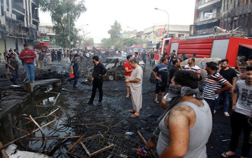Έκρηξη παγιδευμένου οχήματος στη Βαγδάτη: τουλάχιστον 10 νεκροί και 35 τραυματίες