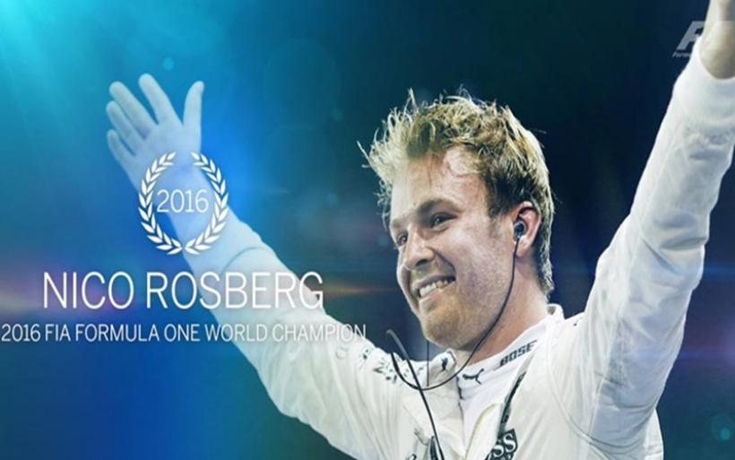 Πρώτη φορά παγκόσμιος πρωταθλητής ο Ρόσμπεργκ