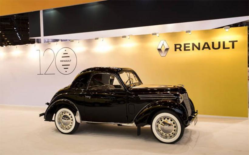 Η Renault γιορτάζει 120 χρόνια ιστορίας (1898-2018)