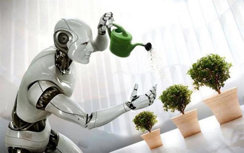 Τα ρομπότ που θέλουν να γίνουν... άνθρωποι