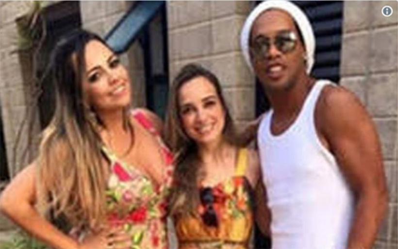 Παντρεύεται δύο γυναίκες ο Ροναλντίνιο! [pic]