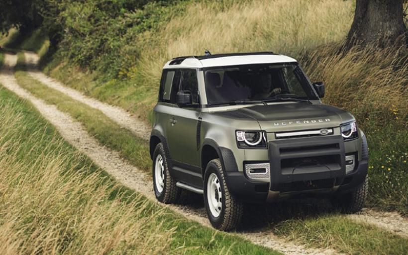 Τέλος του 2019 έρχεται στην Ελλάδα το νέο Land Rover Defender