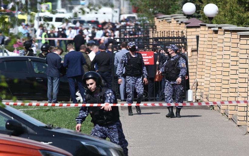 Συναγερμός στη Ρωσία: Τουλάχιστον έντεκα νεκροί από ένοπλη επίθεση σε σχολείο