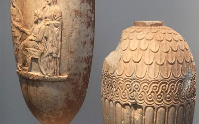 Κλεμμένες ελληνικές αρχαιότητες σε έκθεση του Λονδίνου