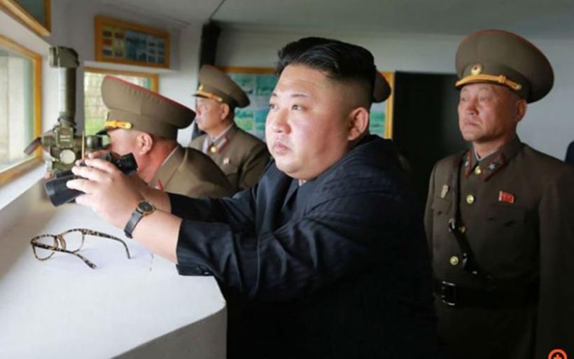 """Κιμ Γιονγκ Ουν: Απειλεί με βόμβα υδρογόνου τις ΗΠΑ, χαρακτηρίζει """"γκάνγκστερ"""" τον Τραμπ"""