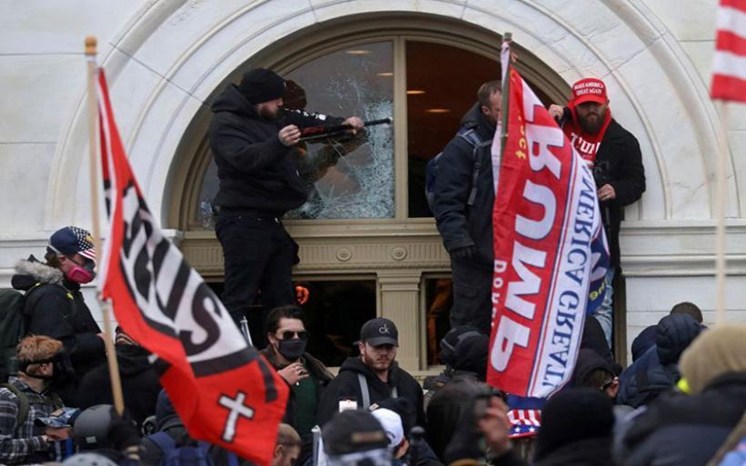 ΗΠΑ : «Αστακός» η Ουάσινγκτον ενόψει της ορκωμοσίας Μπάιντεν – Tι φοβάται το FBI