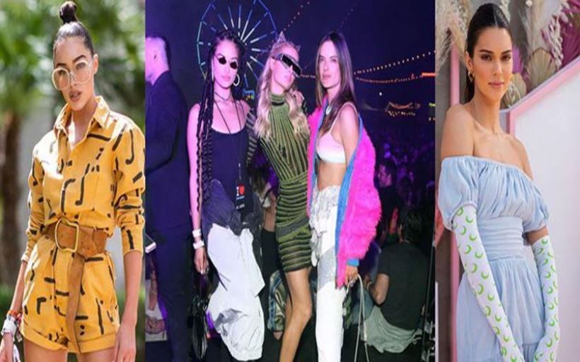Coachella 2019: Tα καλύτερα celebrity looks από το διάσημο φεστιβάλ της ερήμου!