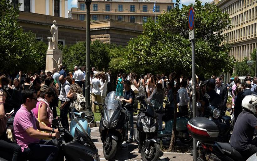 Έντεκα μετασεισμοί μετά τα 5,1 Ρίχτερ στην Αθήνα- 4,4 ο ισχυρότερος