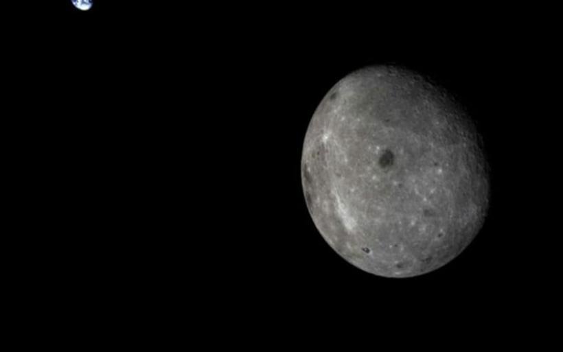 """Γράφουν ιστορία οι Κινέζοι – Θα """"πατήσουν"""" στην σκοτεινή πλευρά της Σελήνης"""