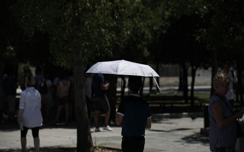 Καμπανάκι κινδύνου από τον Ζερεφό: Σε λίγο θα έχουμε καύσωνα κάθε χρόνο