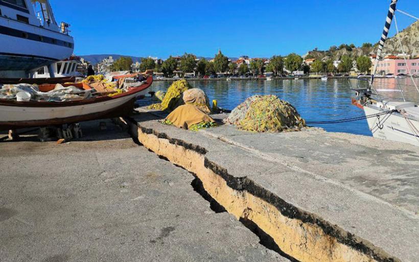 Σεισμούς έως 7,4 Ρίχτερ μπορούν να δώσουν 19 ενεργά ρήγματα στο Αιγαίο σύμφωνα με νέα έρευνα