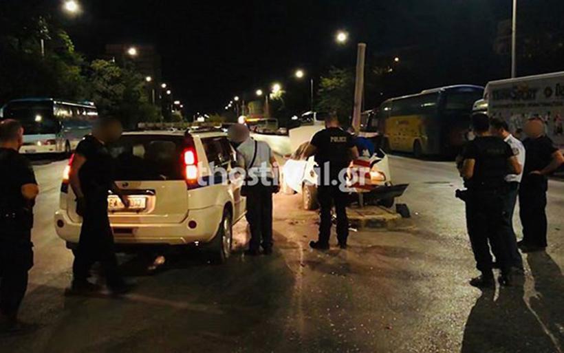 Προσπάθησε να πατήσει αστυνομικούς με το αυτοκίνητο για να μην τον συλλάβουν