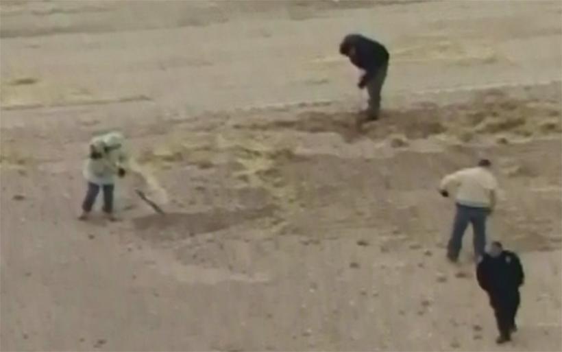 Ο serial killer του Αλμπουκέρκι - Νέα οστά κοντά στον μαζικό τάφο 11 εκδιδόμενων