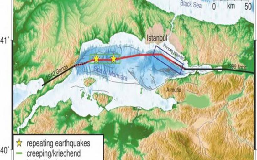 Θέμα χρόνου ένας υπερ-σεισμός στην Κωνσταντινούπολη - Πού θα έχει επίκεντρο