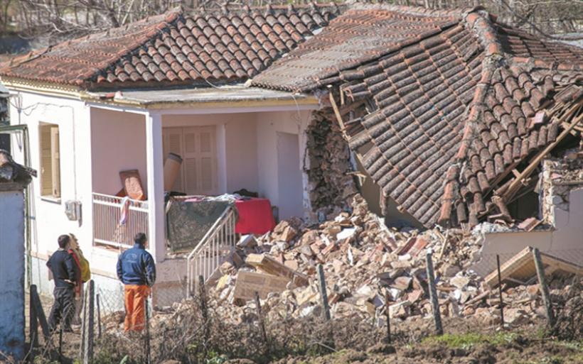 Σεισμός : Συναγερμός μετά το νέο ξύπνημα του Εγκέλαδου