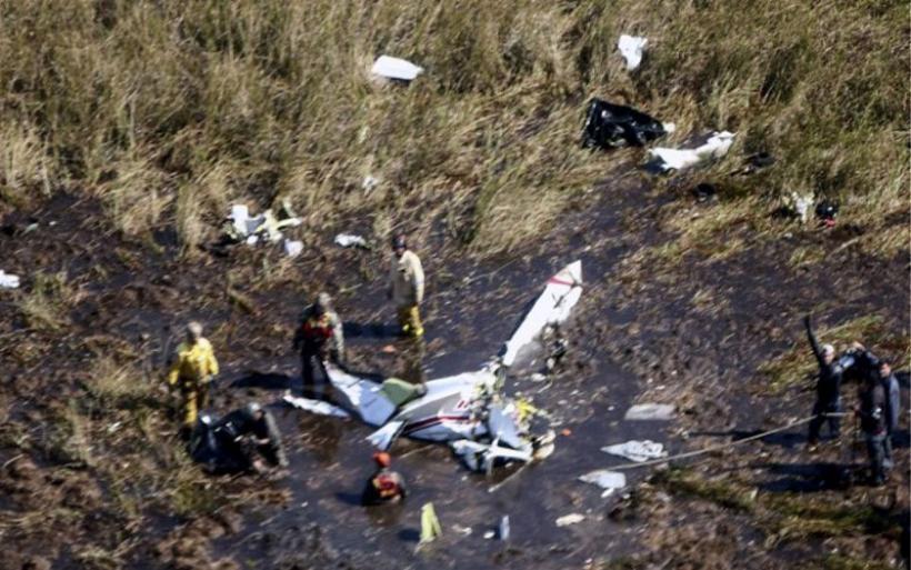 Παραγουάη: Νεκροί σε αεροπορικό δυστύχημα ο υπουργός και ο υφυπουργός Γεωργίας