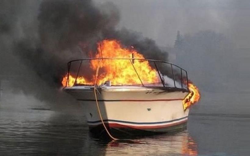 Κέρκυρα: Σοβαρός τραυματισμός 9χρονης μετά από έκρηξη μηχανής σε πολυεστερικό σκάφος