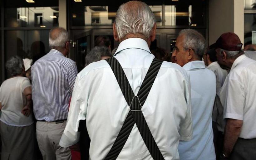 «Σκωτσέζικο ντους» για χιλιάδες συνταξιούχους έως τον Δεκέμβριο