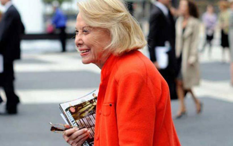 Έφυγε από τη ζωή η βασίλισσα του gossip, Λιζ Σμιθ