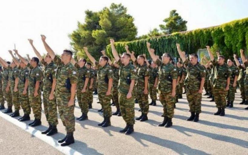 Θητεία: Ανακοινώθηκαν αλλαγές στην κατάταξη του Στρατού Ξηράς – Τι αλλάζει!