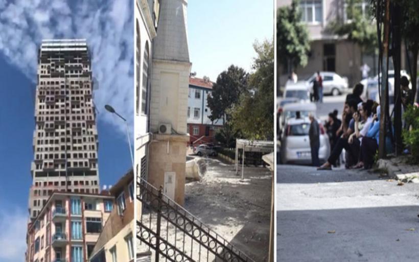 Σεισμός 5,8 Ρίχτερ στην Κωνσταντινούπολη με 8 τραυματίες