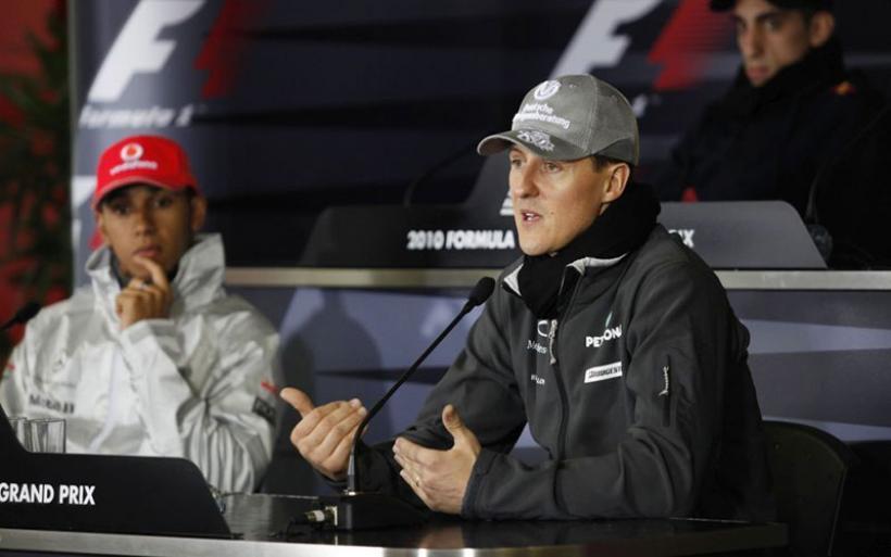 Schumacher-Hamilton: Η ιστορία, μέσα από τα δικά τους λόγια