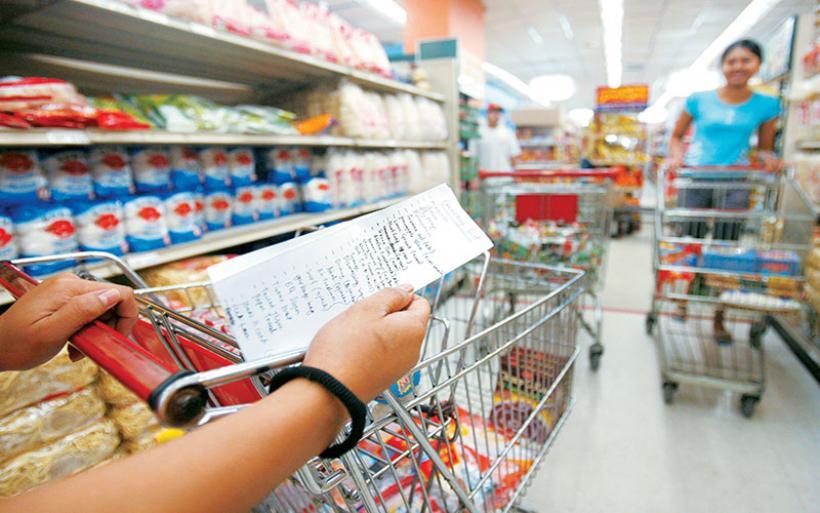 Με λίστα στο σούπερ μάρκετ οι Ελληνες καταναλωτές