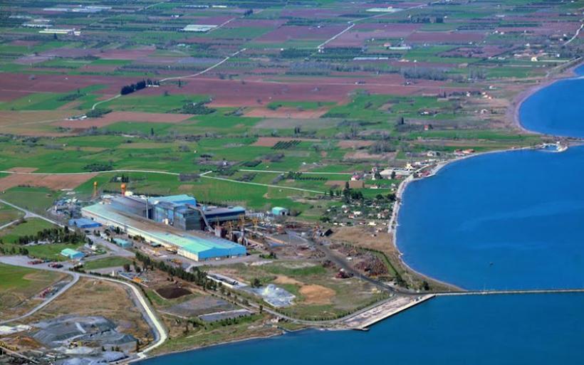 Απαγόρευση απόπλου πλοίου από το λιμάνι της Σοβέλ στον Αλμυρό