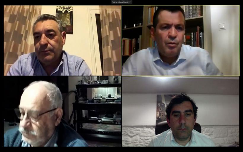 Τηλεδιασκέψεις με την Ένωση Ξενοδόχων και τους δημάρχων των Β. Σπoράδων