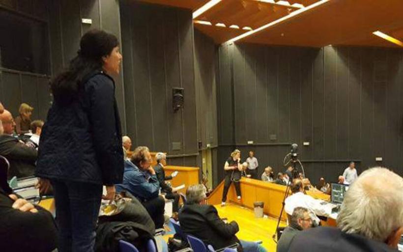 Τα άκουσε ο Σπίρτζης στο Περιφερειακό Συμβούλιο Αττικής για τα νέα διόδια